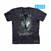 Camiseta - The Mountain - Gray Wolves (infantil)