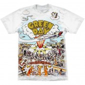 Camiseta - Green Day - Dookie