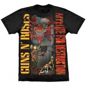 Camiseta - Guns N' Roses - Appetite for Destruction