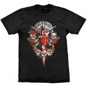 Camiseta - Guns N' Roses - Double Talkin' Jive