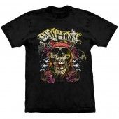 Camiseta - Guns N' Roses - Trashy Skull
