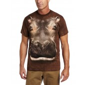 Camiseta - The Mountain - Hippo Head