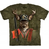 Camiseta - The Mountain - Hunter Buck