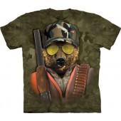 Camiseta - The Mountain - Hunting Hoops