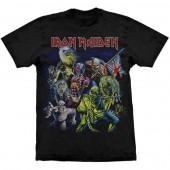 Camiseta - Iron Maiden - Best Of The Beast