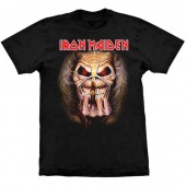 Camiseta - Iron Maiden - Eddie Giving the Finger