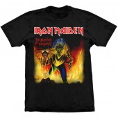 Camiseta - Iron Maiden - The Number Of The Beast