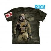 Camiseta - The Mountain - JTAC Wardog (infantil)
