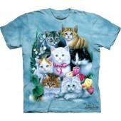 Camiseta - The Mountain - Kittens