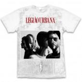 Camiseta - Legião Urbana - Primeiro