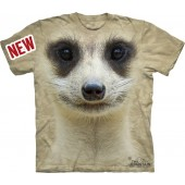 Camiseta - The Mountain - Meerkat Face