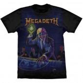 Camiseta - Megadeth - Rust in Peace