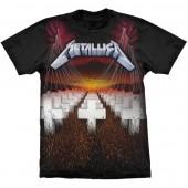 Camiseta - Metallica - Master Of Puppets