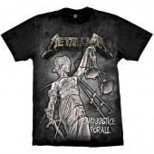 Camiseta - Metallica - And Justice for All