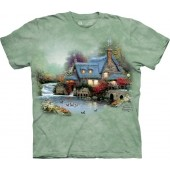 Camiseta - The Mountain - Miller's Cottage