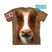 Camiseta - The Mountain - Moo (infantil)