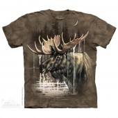 Camiseta - The Mountain - Moose Forest