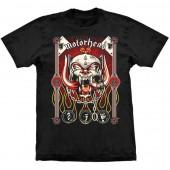Camiseta - Motorhead - Snaggletooth