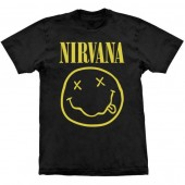Camiseta - Nirvana - Smile