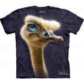Camiseta - The Mountain - Ostrich Totem
