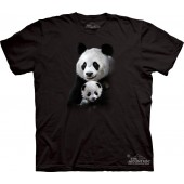 Camiseta - The Mountain - Panda Cuddle