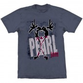 Camiseta - Pearl Jam - Alive (cinza)