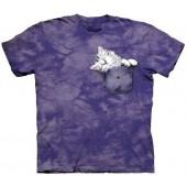 Camiseta - The Mountain - Pocket Kitten