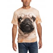 Camiseta - The Mountain - Pug Face
