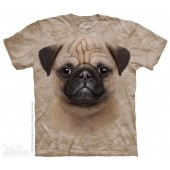 Camiseta - The Mountain - Pug Puppy