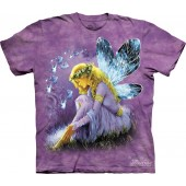 Camiseta - The Mountain - Purple Winged Fairy
