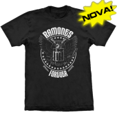 Camiseta - Ramones - Forever