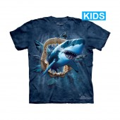 Camiseta - The Mountain - Shark Attack (infantil)
