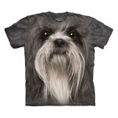 Camiseta - The Mountain - Shih Tzu Face