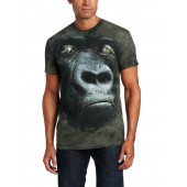 Camiseta - The Mountain - Silverback Portrait