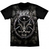 Camiseta - Slayer - Divine Intervention