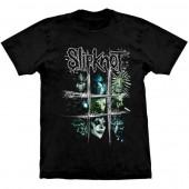 Camiseta - Slipknot - Scratch Squares