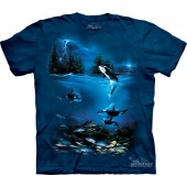 Camiseta - The Mountain - Stormy Night