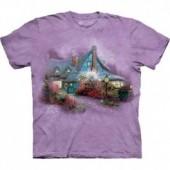 Camiseta - The Mountain - Sweetheart Cottage