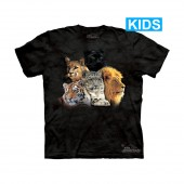 Camiseta - The Mountain - Top Cats (infantil)