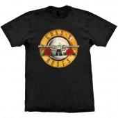Camiseta - Guns N' Roses - Bullet Logo