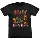 Camiseta - AC/DC - Hells Bells