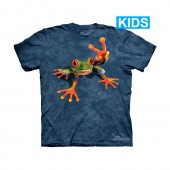 Camiseta - The Mountain - Victory Frog (infantil)