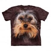 Camiseta - The Mountain - Yorkshire Terrier Face
