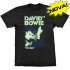 Camiseta - David Bowie - Heroes